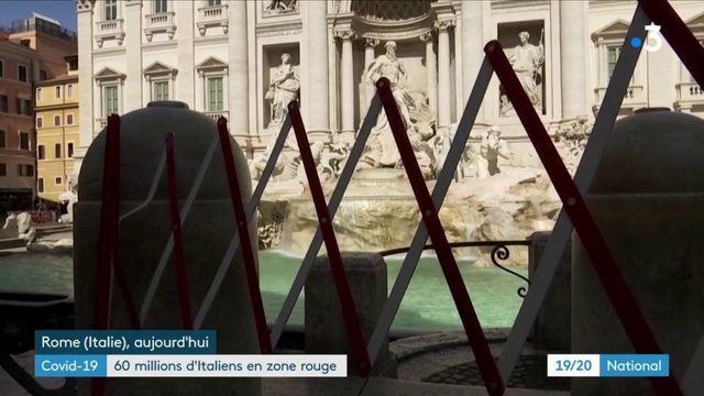 Italie : le pays confiné tourne au ralenti pour éviter la propagation du Covid-19