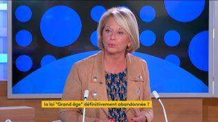 Brigitte Bourguignon (FRANCEINFO)