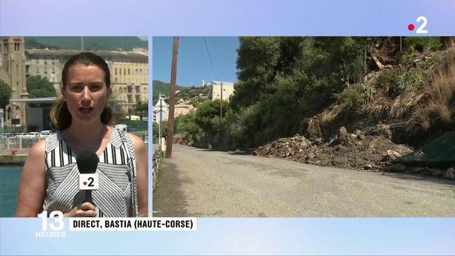 Corse : le calme est revenu au lendemain de la tempête