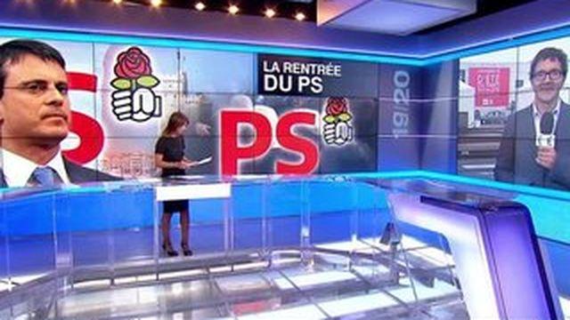 PS : à La Rochelle, Valls garde le cap face aux frondeurs