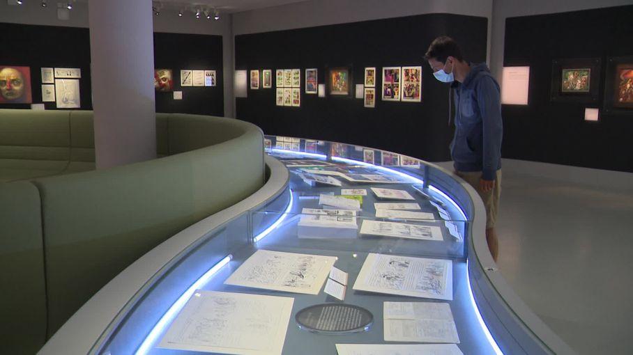 À Angoulême, le musée de la BD atteint des records d'affluence historiques