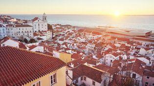 Lisbonne est l'une des régions du Portugal les plus touchées par le virus Covid-19. (GETTY IMAGES)
