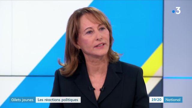 """""""Gilets jaunes"""" : les politiques réagissent"""