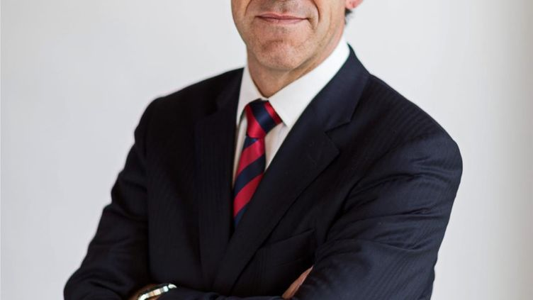Jean-Laurent Granier,PDG de Generali France et vice-président de la Fédération française de l'assurance. (Hervé THOUROUDE)