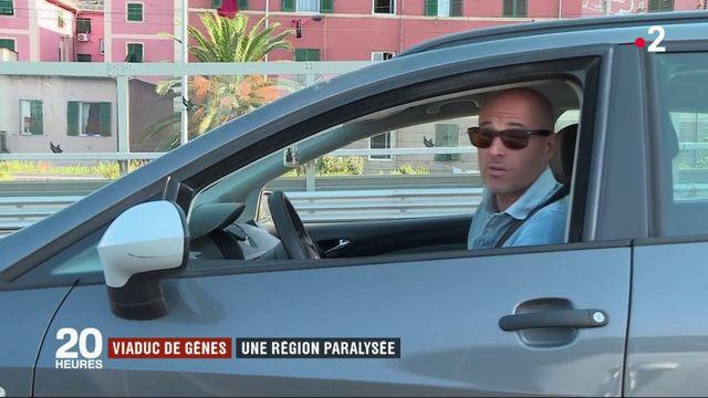 Viaduc de Gênes : une région paralysée