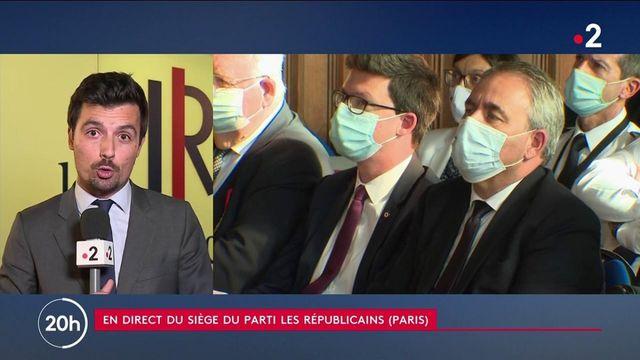 Présidentielle 2022 : Xavier Bertrand en tête des sondages pour représenter les Républicains