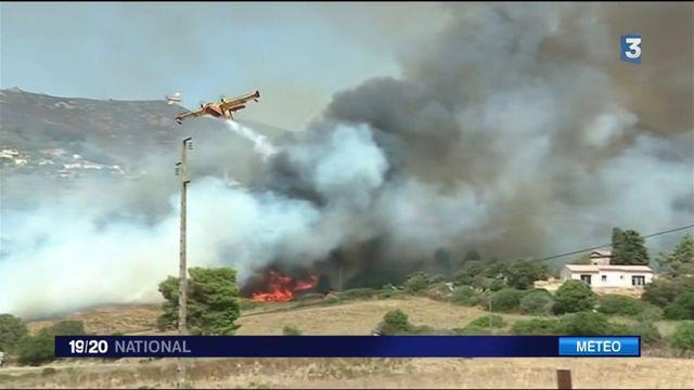 Incendies : un combat incessant dans le sud de la France