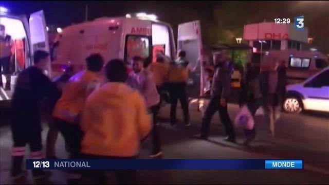 Terrorisme : la Turquie visée par une vague d'attentats