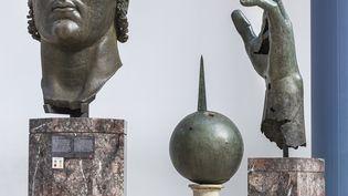 Le fragment de doigt a été confié au Capitole pour une durée de 5 ans. (Musei Capitolini)
