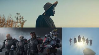 "Entre ""The Underground Railroad"", ""Star Wars : The Bad Batch"", et ""Jupiter's Legacy, les plateformes de streaming vidéo offrent de belles sorties en mai. (DR)"