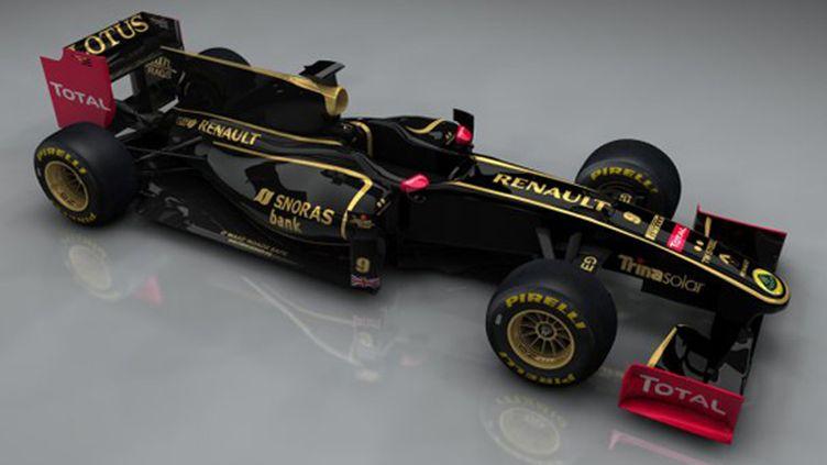 La nouvelle Lotus Renault