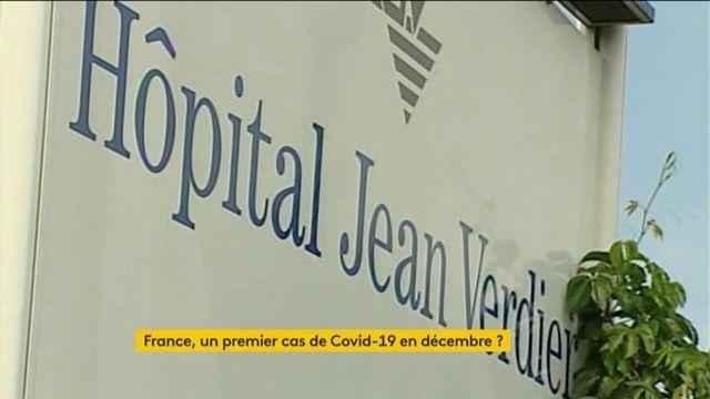 Le coronavirus présent en France dès la fin décembre ?