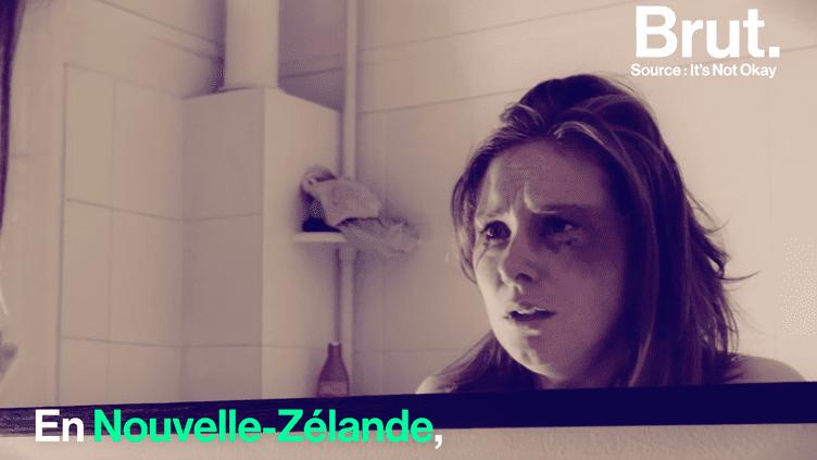 VIDEO. En Nouvelle-Zélande, une nouvelle loi pour protéger les victimes de violences conjugales (BRUT)