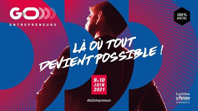 Go Entrepreneurs (Les Echos Le Parisien Evenements)