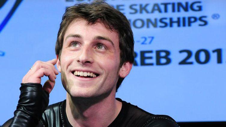 Le patineur français Brian Joubert est l'une des possibilités pour le CNOSF