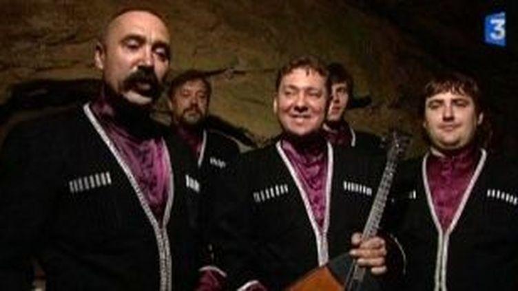 Le charme slave de l'Ensemble Kouban au Festival Cantica Sacra  (Culturebox)