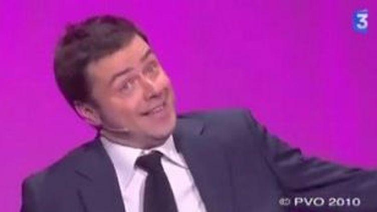 """Une nouvelle génération d'humoristes aux """"Feux de l'humour""""  (Culturebox)"""