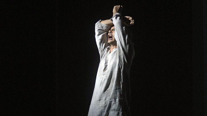 Répétitions du Prisonnier  (REMY GABALDA / AFP)
