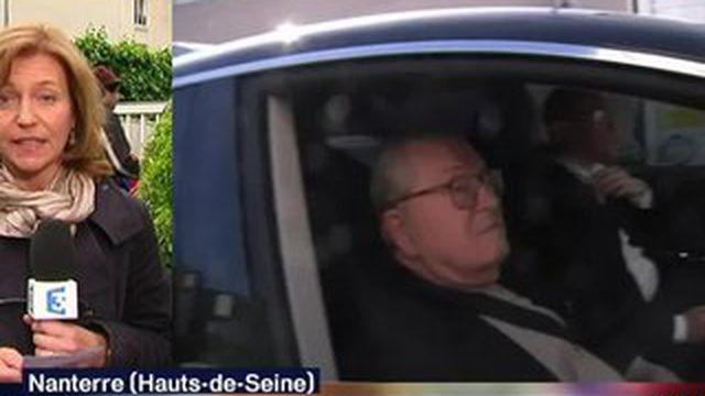 Front national : Jean-Marie Le Pen boycotte le bureau exécutif
