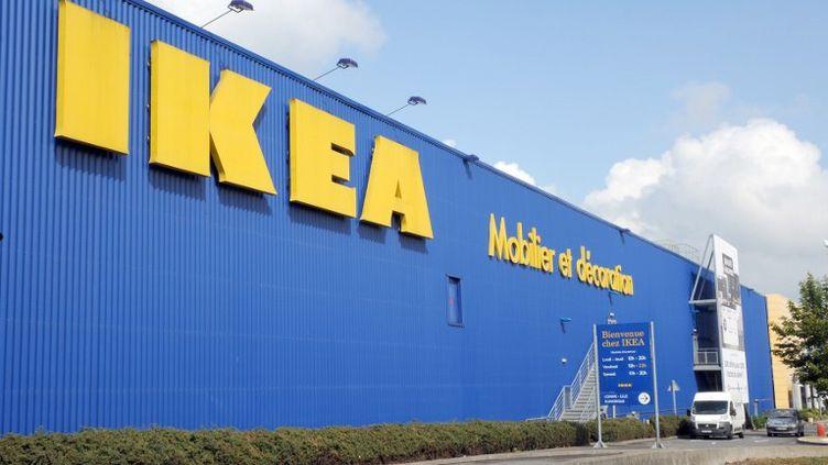Un magasin Ikea à Lomme, près de Lille (Nord), le 31 mai 2011. (DENIS CHARLET / AFP)