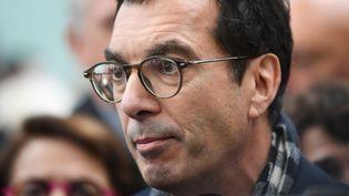 Le PDG de la SNCF Jean-Pierre Farandou, le 8 novembre 2019 à Chambery. (JEAN-PIERRE CLATOT / AFP)