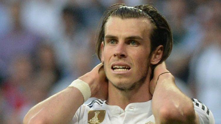 Le joueur du Real Madrid Gareth Bale