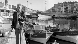 Georges Brassens dans sa ville bien-aimée de Sète (BANQUE D'IMAGES MEDITERRANEENNE / MAXPPP)