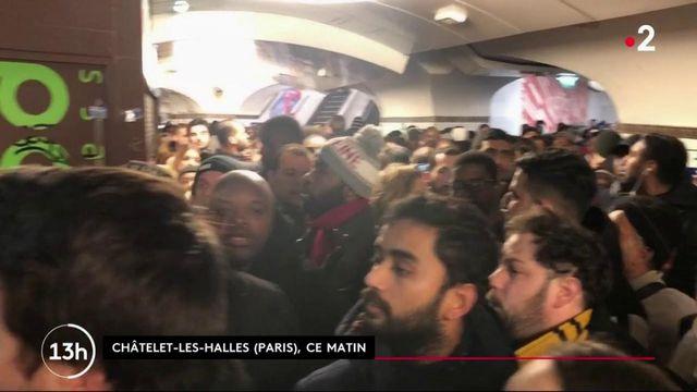 Grève du 13 décembre : neuvième jour de galère dans les transports franciliens