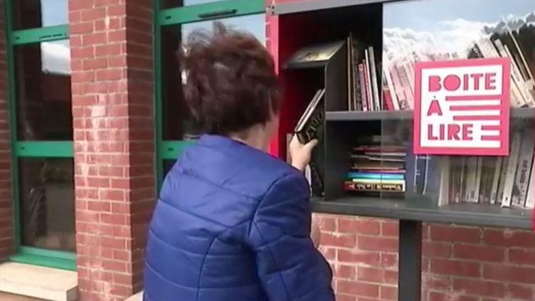 Boîte à lire (FRANCE 3)