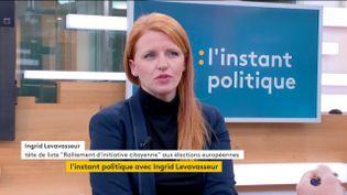 Ingrid Levavasseur (FRANCEINFO)