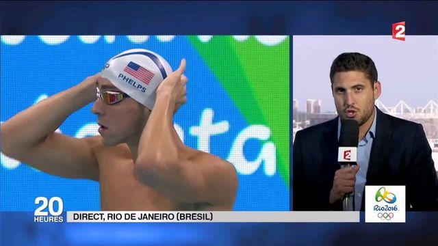 Dopage aux Jeux olympiques : Camille Lacourt au centre de l'attention