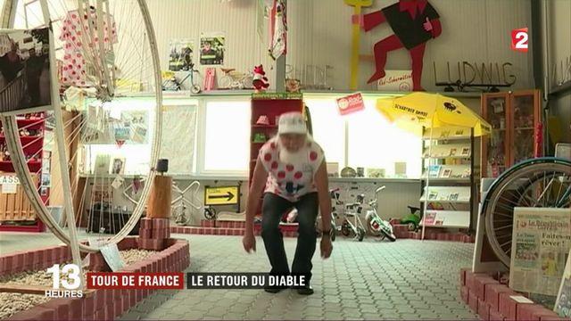 Tour de France : le retour du diable