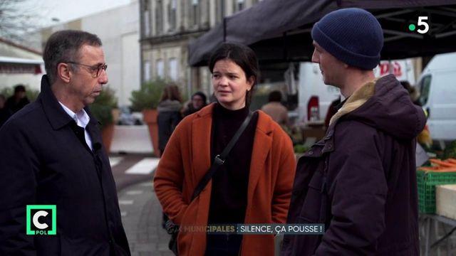 Les municipales à Bordeaux