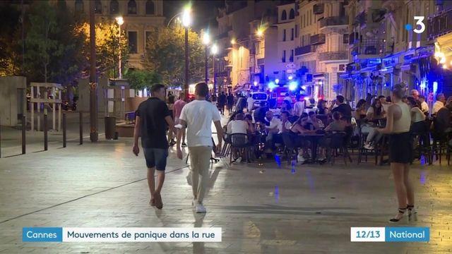 Cannes : une fausse rumeur de coups de feu sème la panique