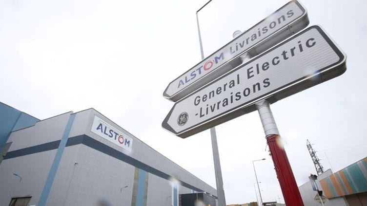 (A son tour, General Electric va revoir son offre © Maxppp)