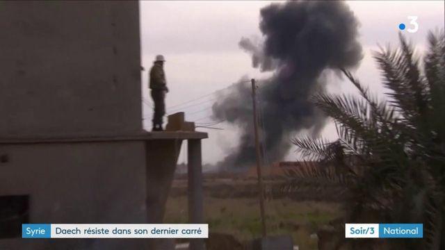 Syrie : Daech résiste, les civils pris en otage