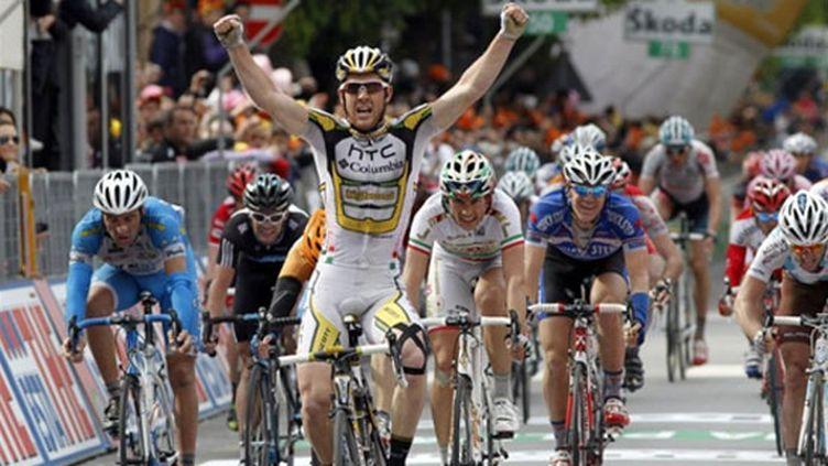 Matthew Goss - Giro 2010 - HTC-Columbia