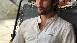 Simon Gautier (portrait non daté). (HELOISE GREGOIRE / AFP)