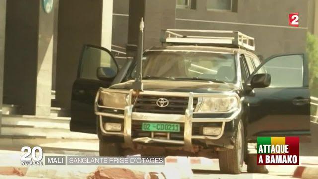 Prise d'otages à Bamako : la situation reste tendue ce soir