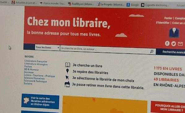 chezmonlibraire.fr  (France 3)