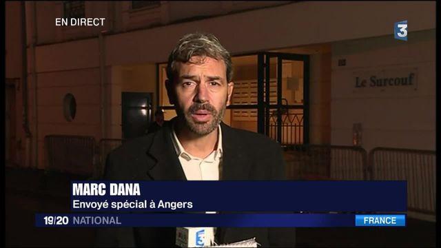 Angers : ce que l'on sait des victimes de la chute du balcon