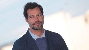 Laurent Lafitte, le 27 août 2015 à Angoulême. (MAXPPP)