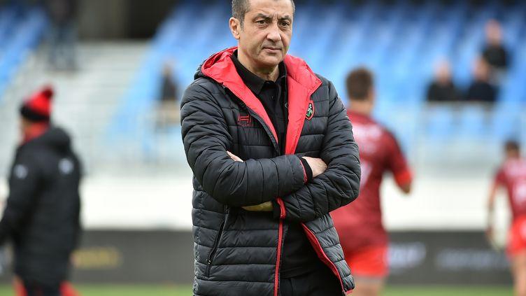 Mourad Boudjellal (REMY GABALDA / AFP)