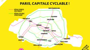 Paris à vélo en 2024 ? (Mairie de Paris)