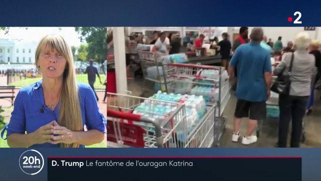 Ouragan Dorian : Donald Trump annule ses déplacements présidentiels