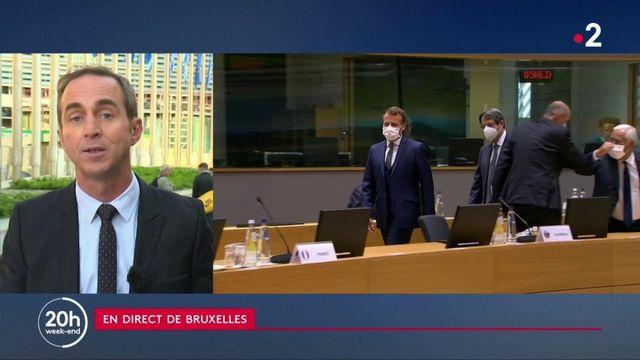 Sommet européen : les 27 dirigeants européens réunis pour négocier le plan de relance