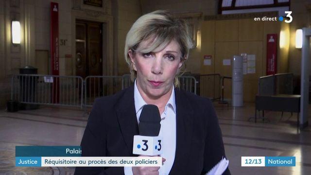 Procès du 36 quai des Orfèvres : 7 ans de prison requis