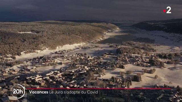 Vacances : dans le Jura, la station Les Rousses emballe même en plein Covid