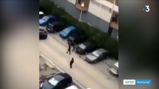Marseille : des policiers mis en joue par des hommes cagoulés et lourdement armés