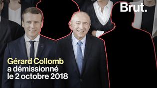 VIDEO. Démission de Collomb : Affaibli, Matignon fait face à son septième départ (BRUT)